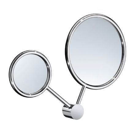 Smedbo  Art Double Wall Mirror